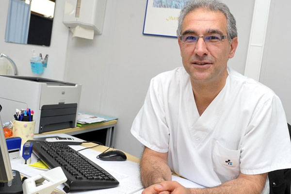Dr Hassan Kalantari