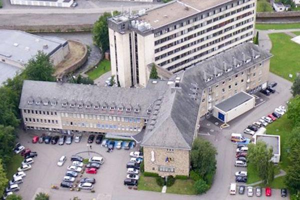 La Clinique Reine Astrid change de nom et devient Centre Hospitalier Reine Astrid de Malmedy!
