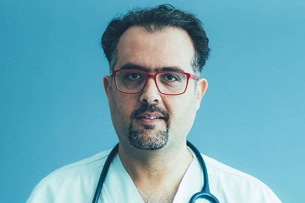 Dr Rami Abu Serieh