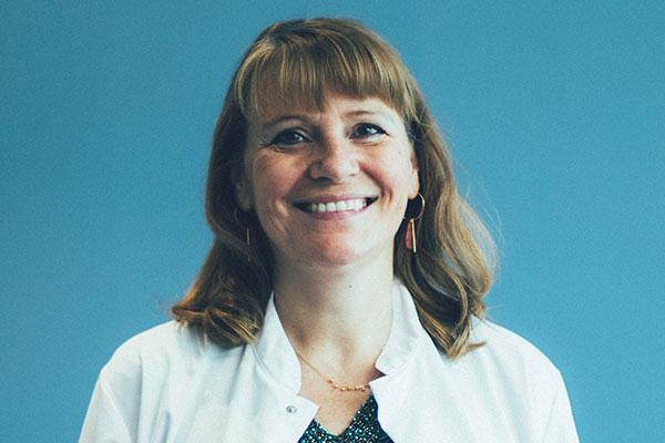 Dr Anne-Nora Mergam