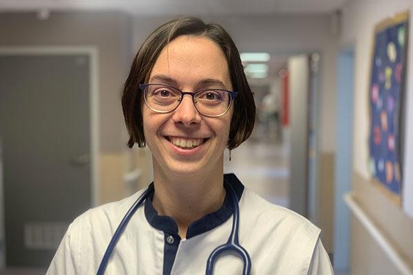 Dr Sandrine Mathieu