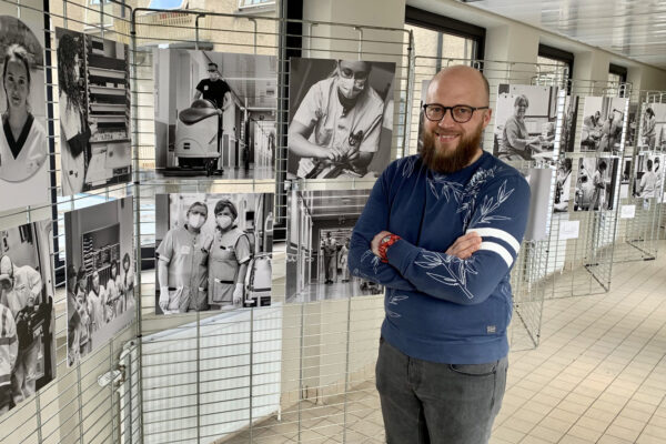 60 ans du CHRAM … découvrez l'expo photos d'Olivier Dejejet