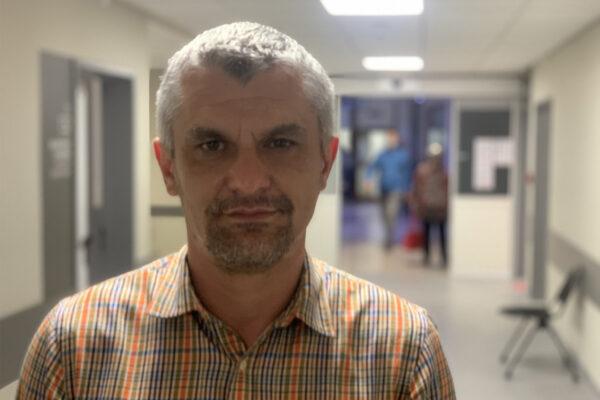 Présentation du Dr. Catalin Comanoiu
